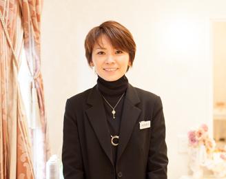銀座美容室 美容師 池田幸子さん