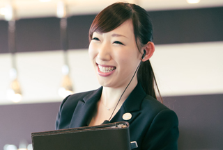 営業本部営業統括部マネージャー 小坂安由美