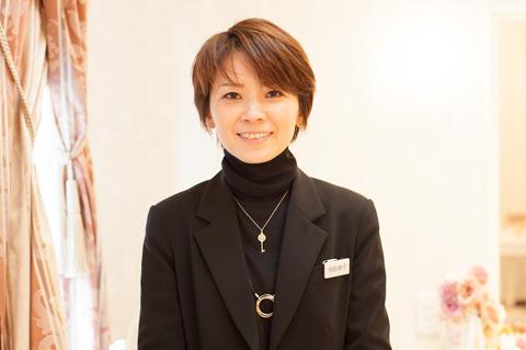 銀座美容室/池田幸子さん